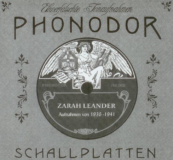 Phonodor Schallplatte